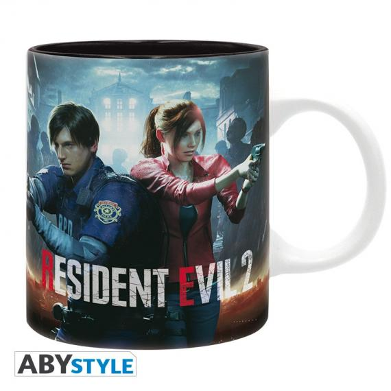 Resident Evil 2 Remastered Kubek 320 ml