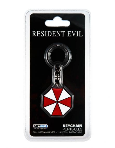 Resident Evil Umbrella Brelok