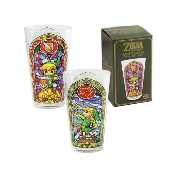 Zelda The Wind Waker Szklanka 450 ml