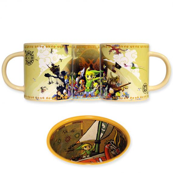 Zelda The Wind Waker Kubek 475 ml