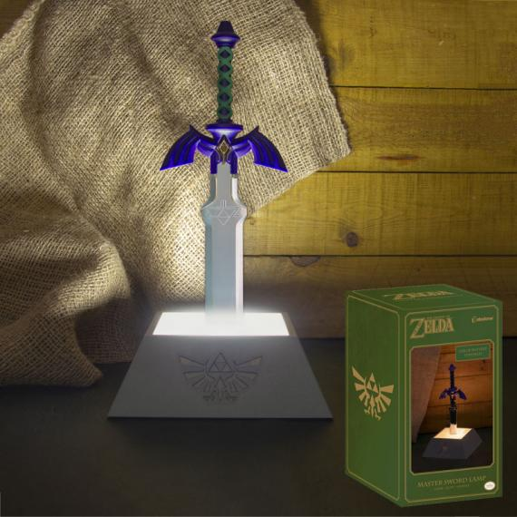 Zelda Twilight Princess Miecz - Lampa