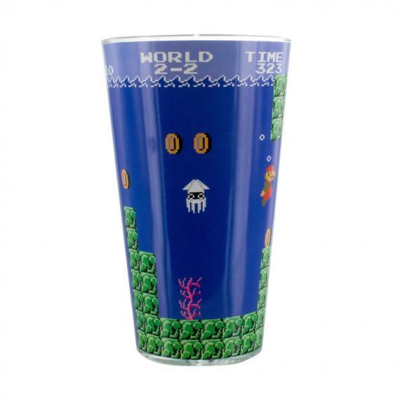 Super Mario Bros Szklanka