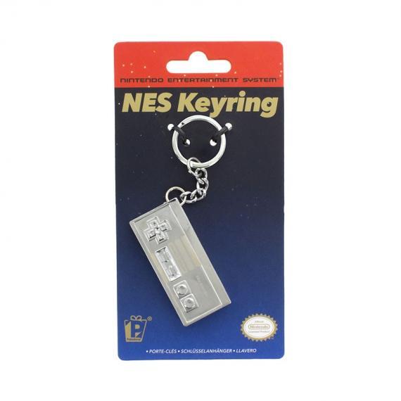 Nintendo NES Brelok 3D