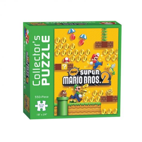 Super Mario Bros 2. Puzzle