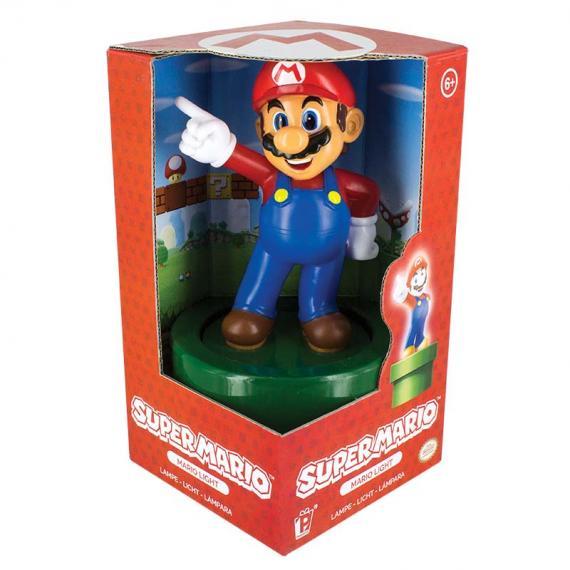 Super Mario Lampa USB