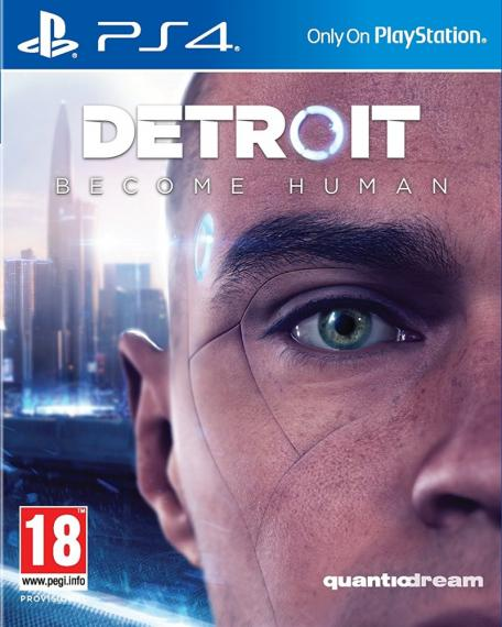 DETROIT Become Human PL PS4