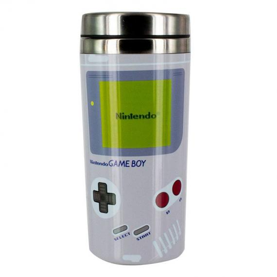 Nintendo Game Boy Kubek termiczny 450 ml