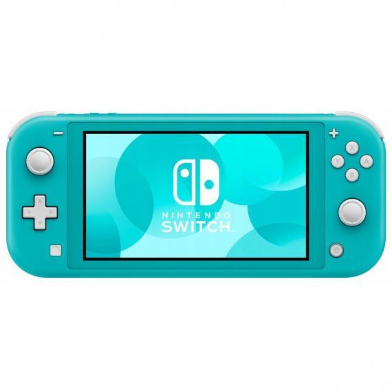 Konsola Nintendo Switch Lite Turquoise / Turkusowa