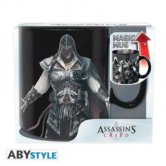 Assassin's Creed Group Kubek zmieniający kolor 460 ml