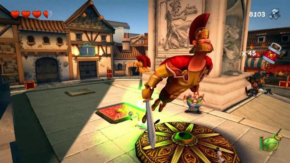 Asterix & Obelix XXL 2 Edycja Limitowana PL PS4