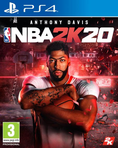 NBA 2K20 PS4 + Bonus