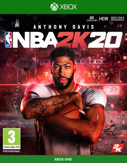 NBA 2K20 XBOX ONE + Bonus