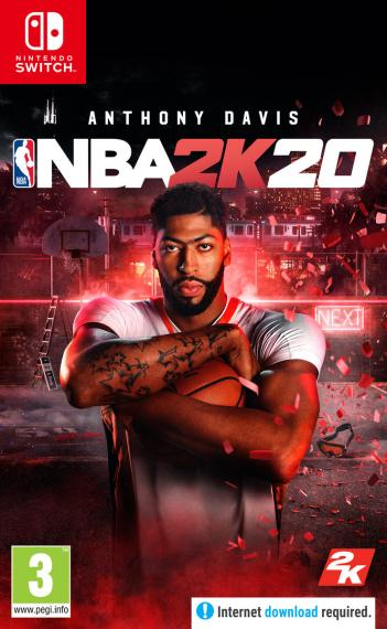 NBA 2K20 + Bonus SWITCH
