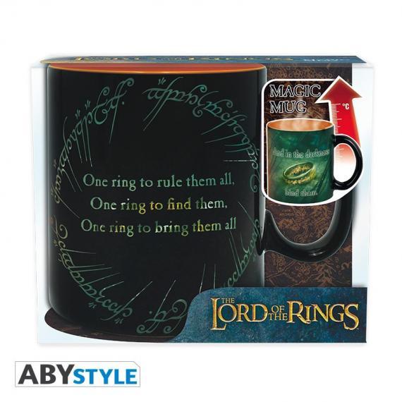 The Lord of the Rings - Władca Pierścieni Sauron Kubek zmieniający kolor 460 ml