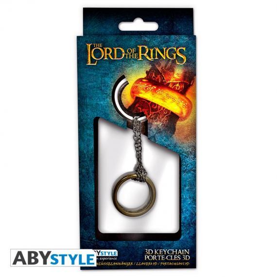 The Lord of the Rings - Władca Pierścieni Pierścień Brelok 3D