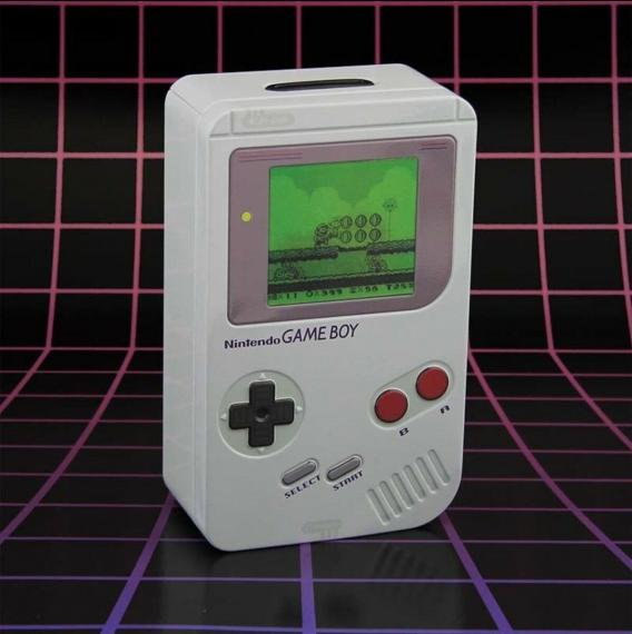 Nintendo Game Boy Skarbonka