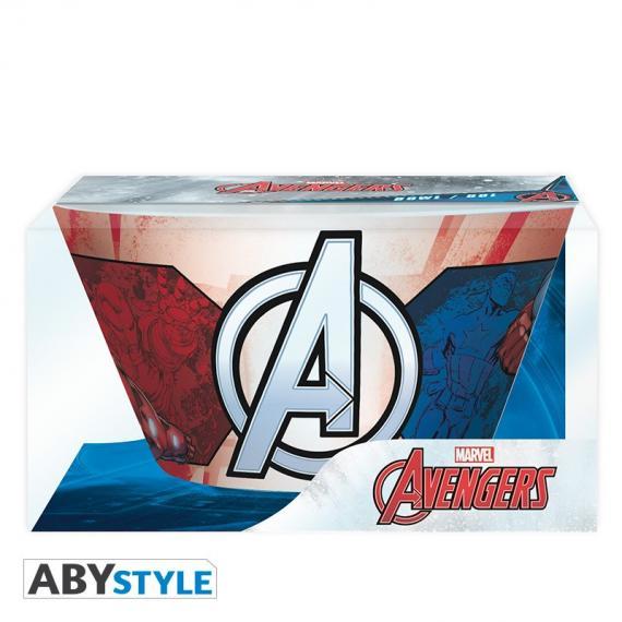 Marvel Iron Man vs. Kapitan Ameryka Miseczka 460 ml