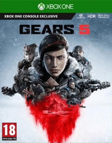 Gears of War 5 PL XBOX ONE