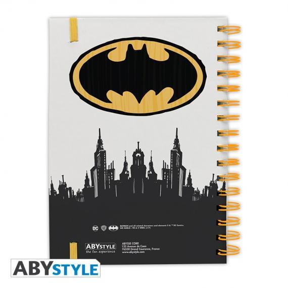 DC Comics Batman Notes A5