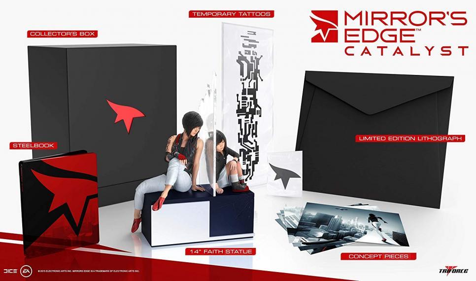 Mirror's Edge Catalyst Edycja Kolekcjonerska PS4