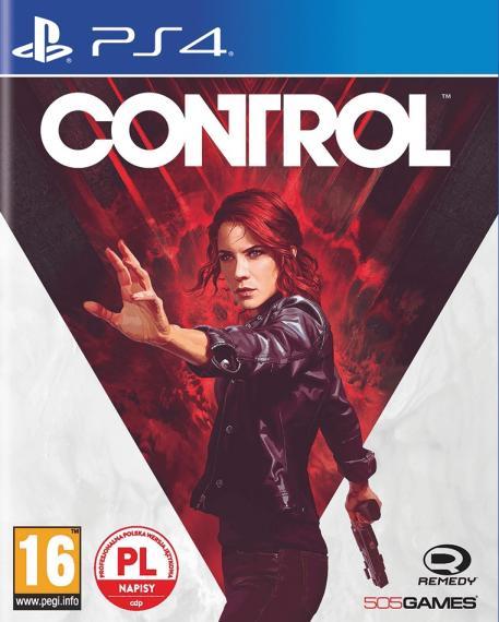 Control PL + DLC PS4