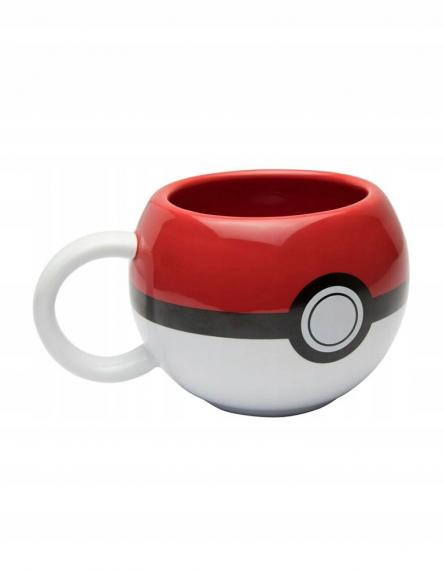 Pokemon Pokeball Kubek 3D 300 ml