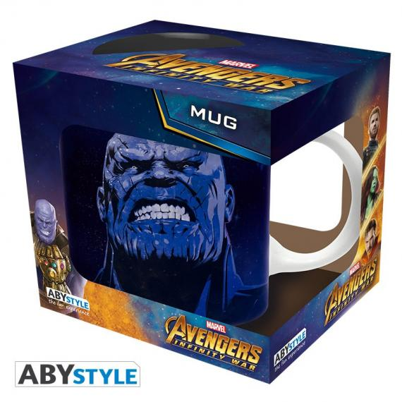 Marvel Avengers Wojna bez granic Kubek 320 ml