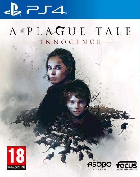 A Plague Tale Innocence PL PS4