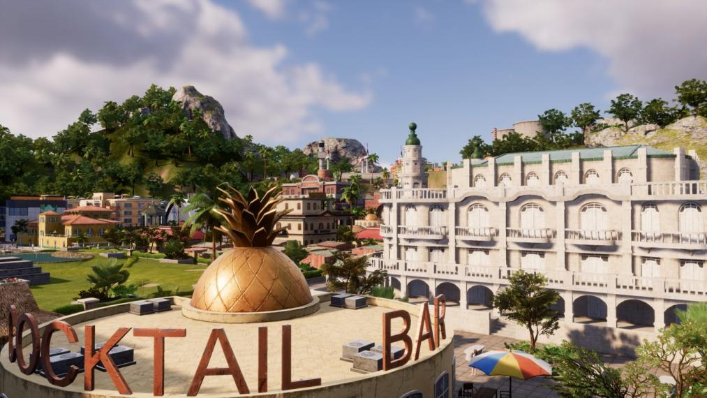 Tropico 6 PS4