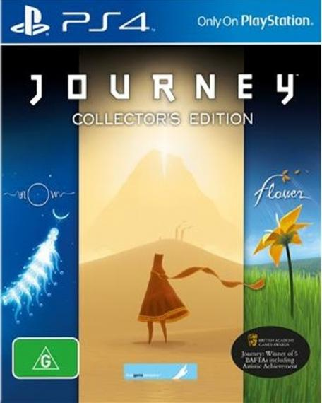 Journey Collector's Edition PL PS4