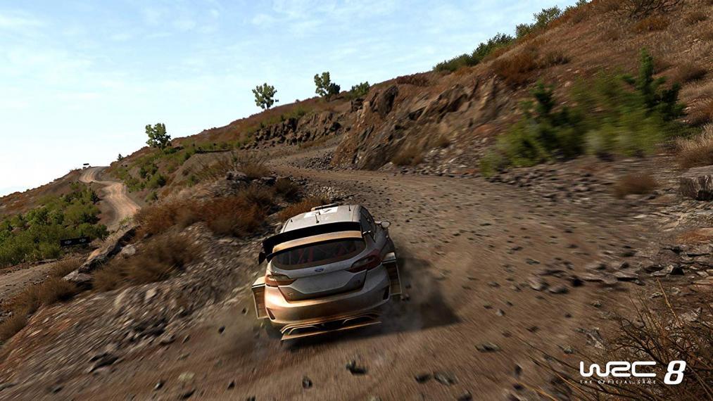 WRC 8 PL XBOX ONE