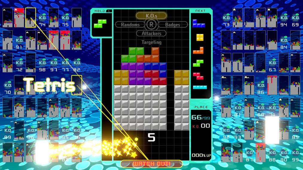 Tetris 99 + NSO 12 mc SWITCH
