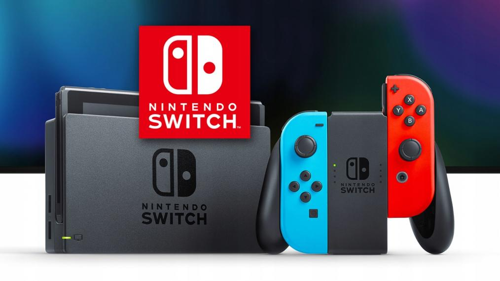 Konsola NINTENDO Switch Red & Blue Joy-Con New 2019