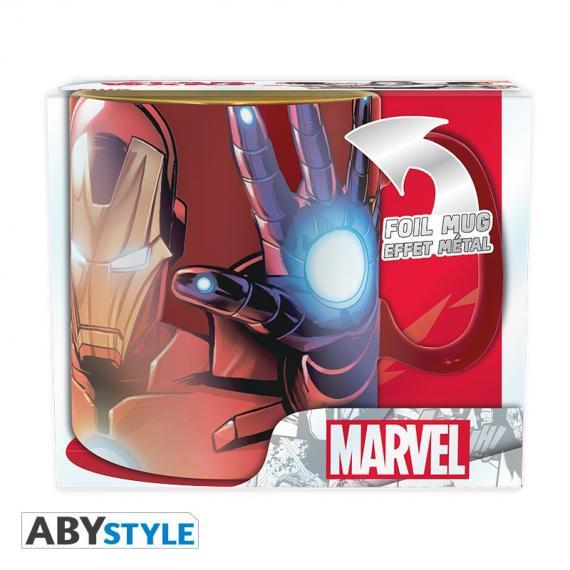 Marvel Iron Man The Armored Avenger Kubek 460 ml