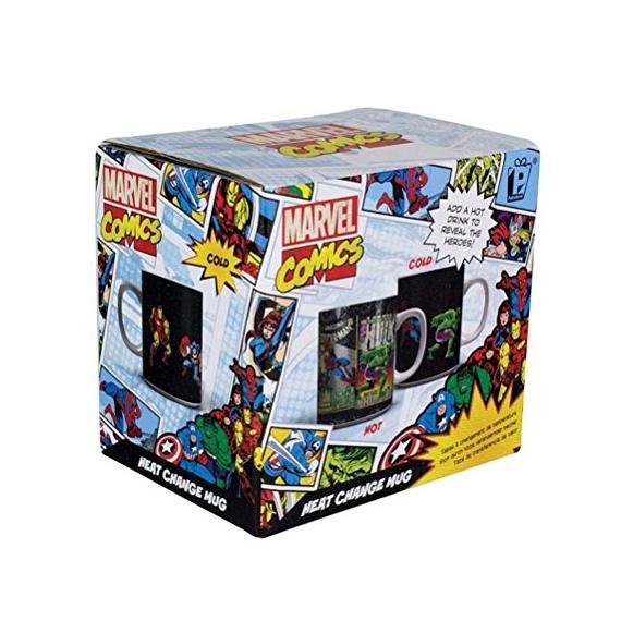 Marvel Comics Kubek zmieniający kolor 300 ml