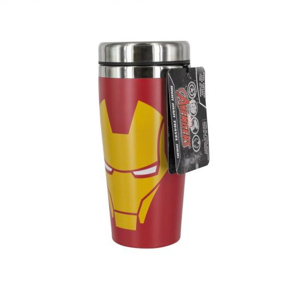 Marvel Iron Man Kubek termiczny 450 ml