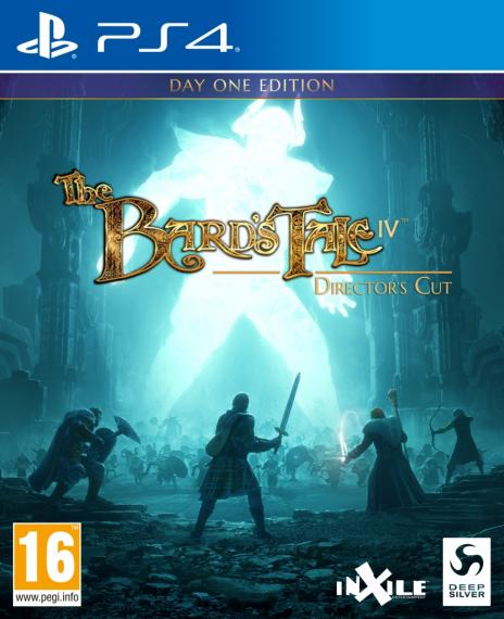 Bards Tale IV Day One Edition PL PS4