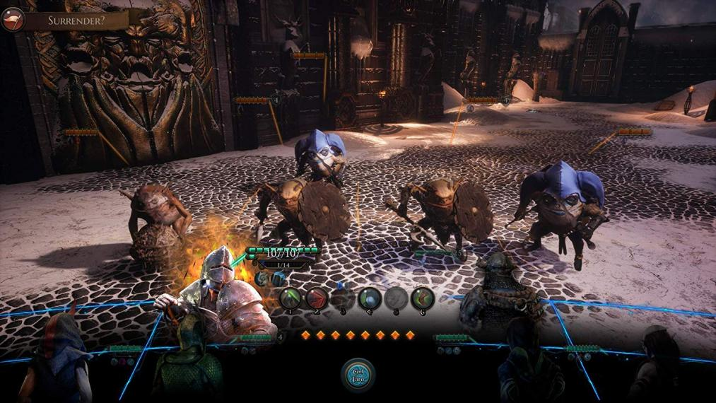 Bards Tale IV Day One Edition PL XBOX ONE