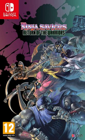 The Ninja Saviors Return of the Warriors SWITCH