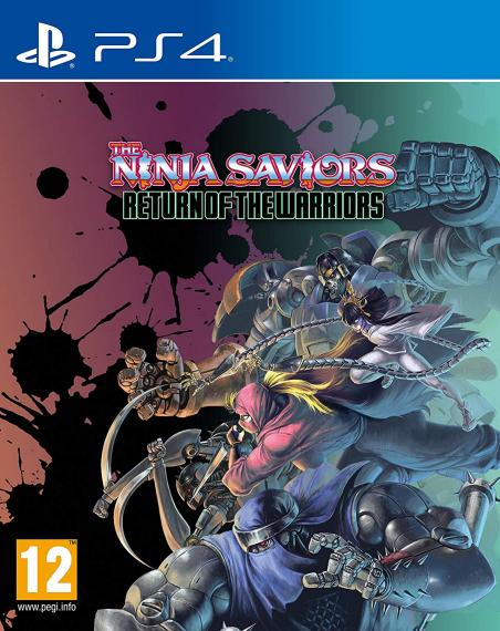 The Ninja Saviors Return of the Warriors PS4