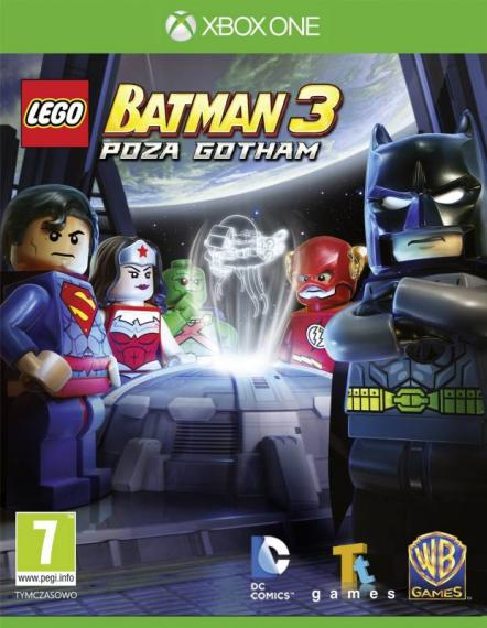 Lego Batman 3: Poza Gotham PL XBOX ONE