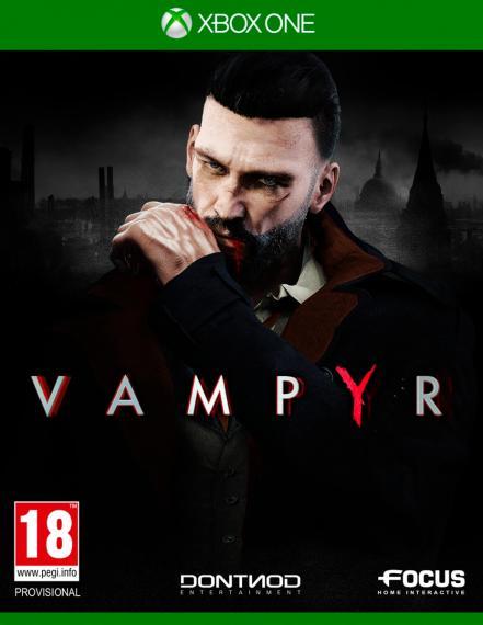 Vampyr PL XBOX ONE