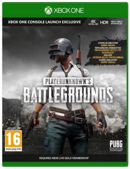Playerunknown's Battlegrounds PL XBOX ONE