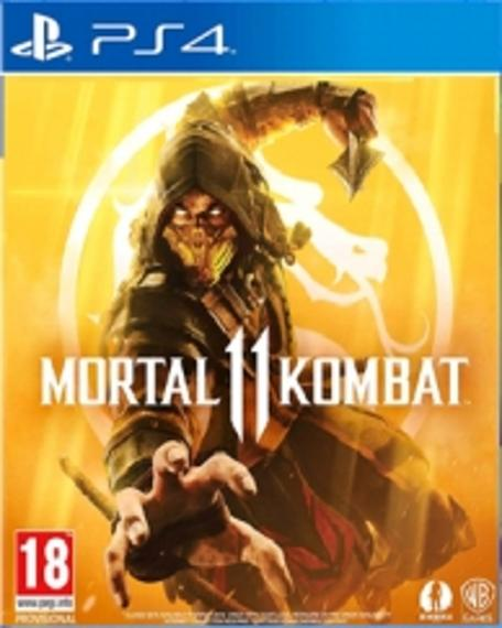 Mortal Kombat 11 PL PS4