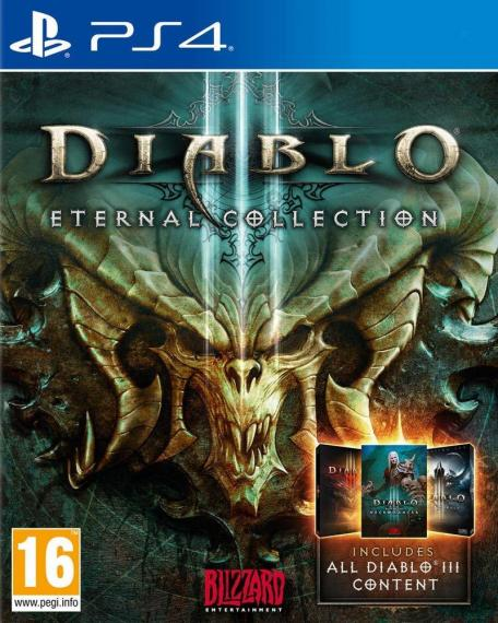 Diablo 3 Eternal Collection PL PS4