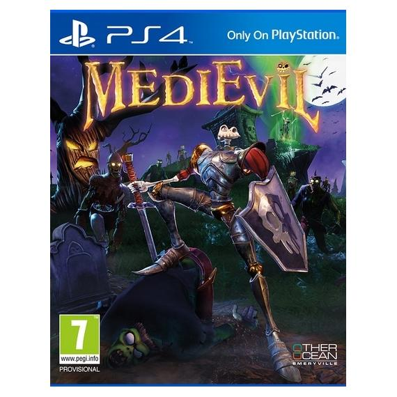 Medievil PL Dubbing PS4
