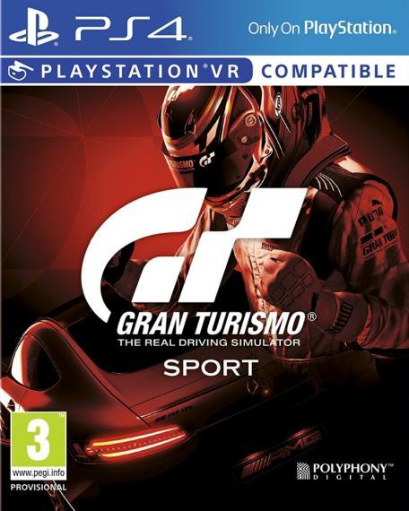 Gran Turismo Sport PL PS4