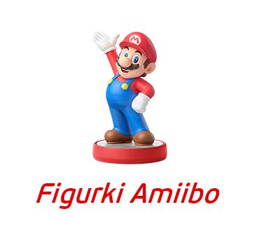 Figurki Amiibo