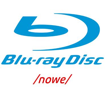 Blu-ray  nowe